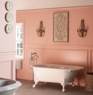 Texas Paint & Wallpaper | Strawberry Renaissance