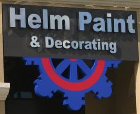 Helm Paint Hammond