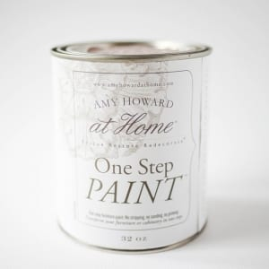 Amy Howard One Step Chalk Paint