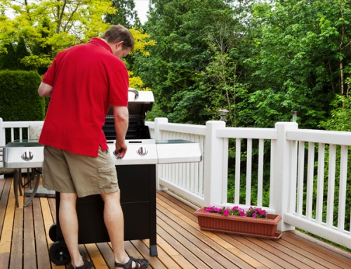 Time To Paint Your Deck
