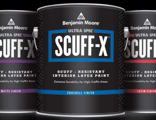Scuff-X: Never Paint Again