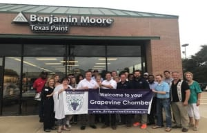 Now Open Texas Paint Wallpaper Store At Grapevine Mills