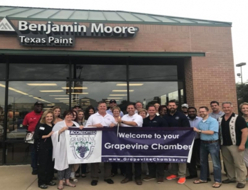 Now Open: Texas Paint & Wallpaper Store At Grapevine Mills