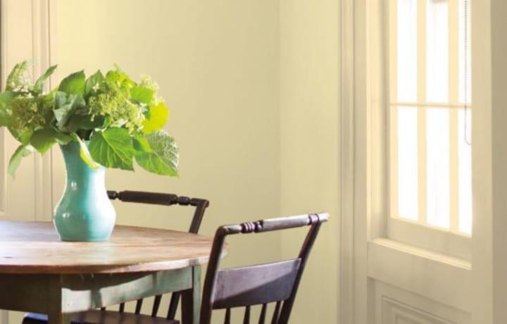 Spring Morning - Texas Paint & Benjamin Moore