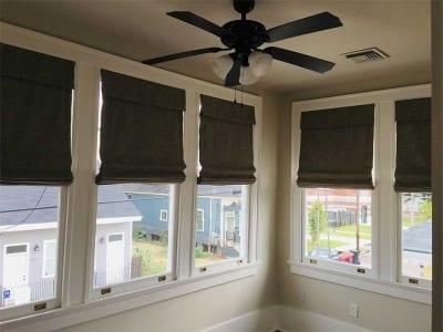motorized shades and blinds, Window Coverings