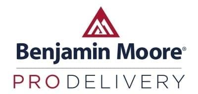 Benjamin Moore Pro Delivery