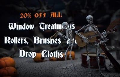 Spooktacular Sale