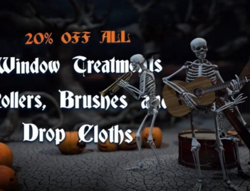 Texas Paint Spooktacular Sale