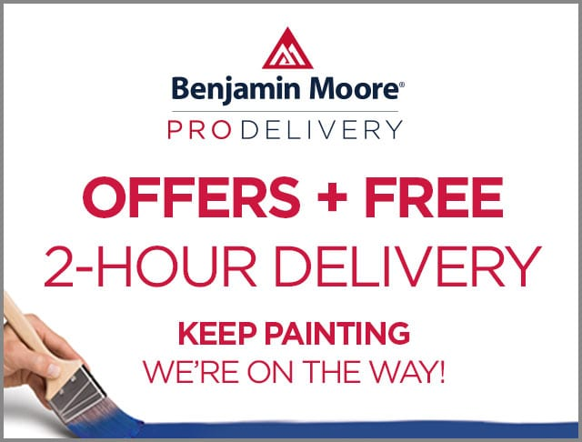 Mobile Pro Delivery Header - Texas Paint & Wallpaper
