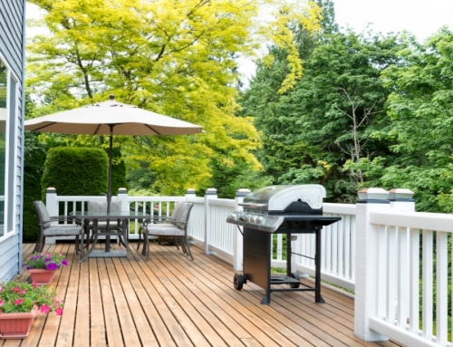 Planning On Staining Your Deck?