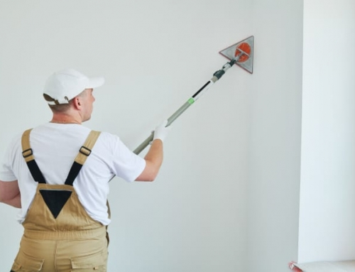 Prep Your Walls Right Before Starting To Paint