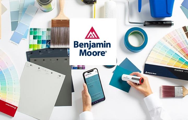 Benjamin Moore Color App   Texas Paint & Wallpaper